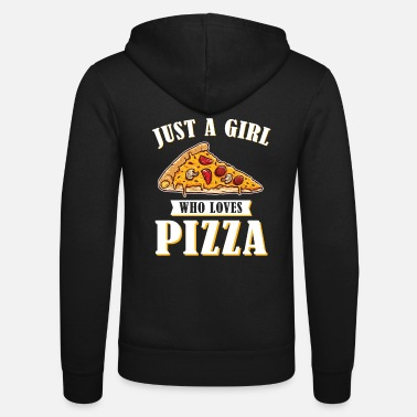 Fast Food Pizza pizzeria pizza maker - Unisex Zip Hoodie