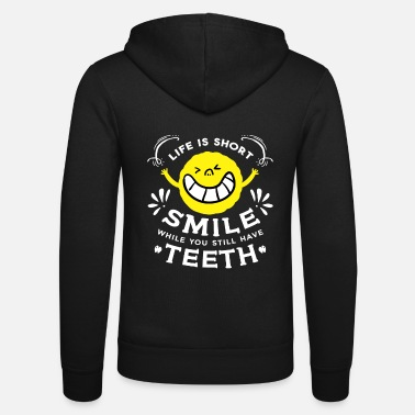 Quotes Funny Sayings Funny Quote Inspirational Quotes - Unisex Zip Hoodie