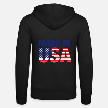 Made In Usa Made in USA - Unisex Kapuzenjacke