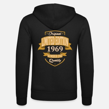 Since Limited Edition 1969 - Unisex zip hoodie