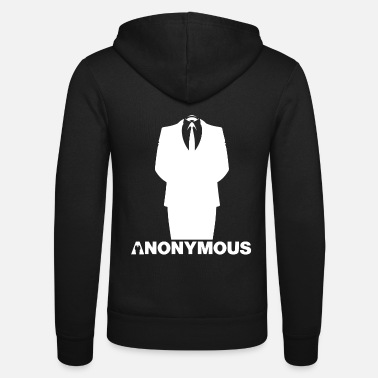 We Do Not Forgive Anonymous - We are legion - Expect us - Unisex Zip Hoodie