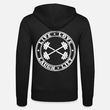 Weightlifting weightlifting - Unisex Zip Hoodie