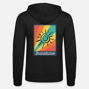 Picture Sunshine Picture - Unisex hoodie van Bella + Canvas