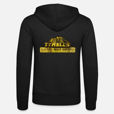 Android Tyrell's Electric Sheep Discount - Unisex Kapuzenjacke