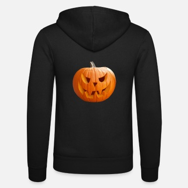 Halloween - Unisex Hooded Jacket by Bella + Canvas