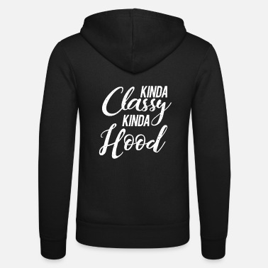 Statement Sayings statement statement - Unisex Zip Hoodie