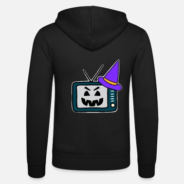 Watch Tv watch TV - Unisex Zip Hoodie