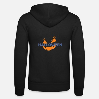 Halloween Celebration Halloween celebration - Unisex Zip Hoodie
