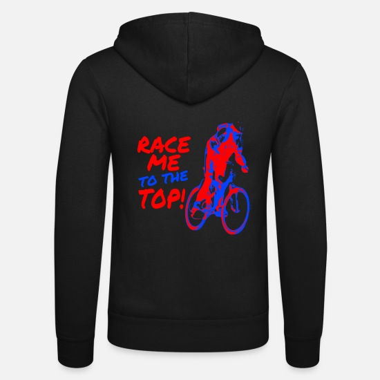 Bike Hoodies & Sweatshirts - Bike - Unisex Zip Hoodie black
