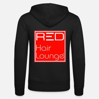 Marbach RED Hair Lounge - Unisex Kapuzenjacke