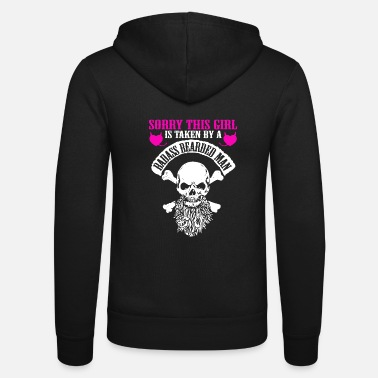 Fashion Sorry this girl - Unisex Zip Hoodie