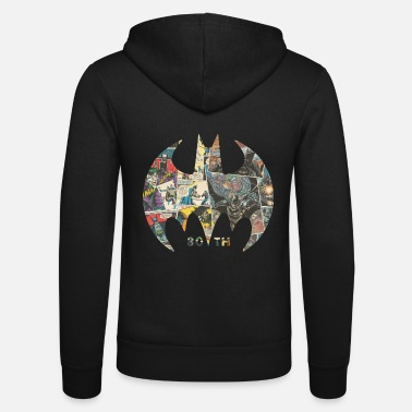 Batman 80 Years Comic - Unisex hupputakki