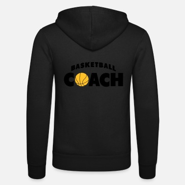 Basketball Coach basketball coach - Veste à capuche unisexe