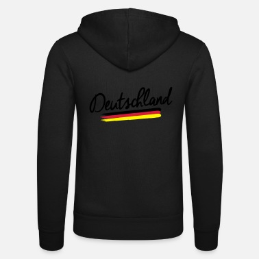 Federal Republic Of Germany Germany - Germany - Federal Republic of Germany - Unisex Zip Hoodie