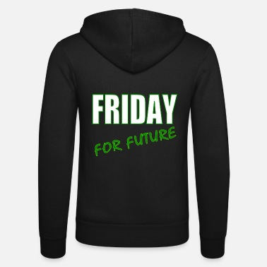 Student Strike Friday for Future Shirt Student Strike - Unisex Zip Hoodie