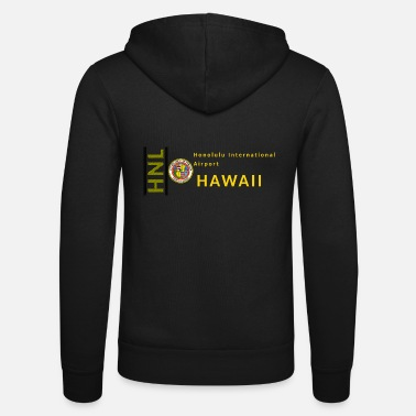 Hawaiii - Honolulu International Airport - HNL - Unisex Kapuzenjacke