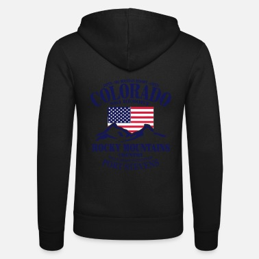 United States Colorado Ski Resort - United States - Unisex hupputakki