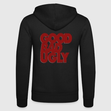 GOOD BATH UGLY - Unisex Hooded Jacket by Bella + Canvas