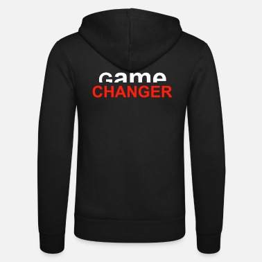 Change Game Changer - Luvjacka unisex från Bella + Canvas