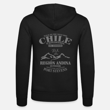 Anden Chile Expedition - Andes - Anden - Unisex Kapuzenjacke