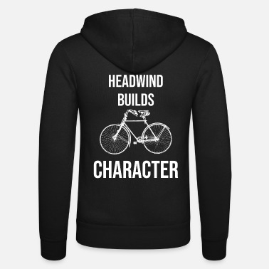 Headwind Headwind forms the character - Unisex Zip Hoodie