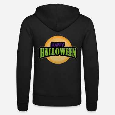 Halloween Party Halloween Party - Happy Halloween for Party's - Unisex Zip Hoodie