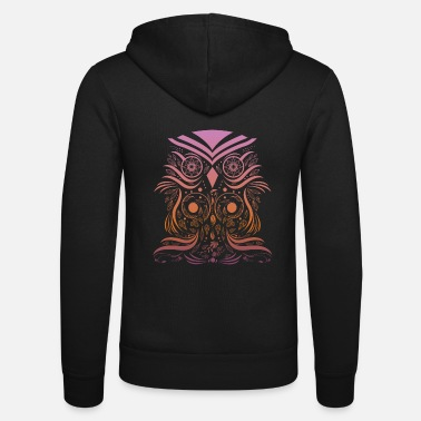 Stylish Stylish Skull - Unisex Zip Hoodie