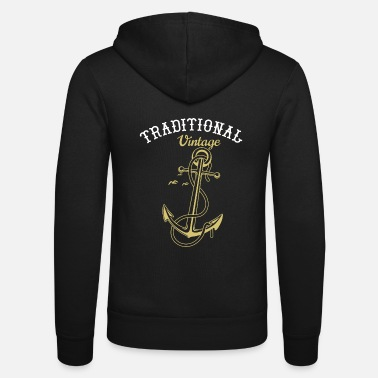 Traditional traditional - Unisex Zip Hoodie