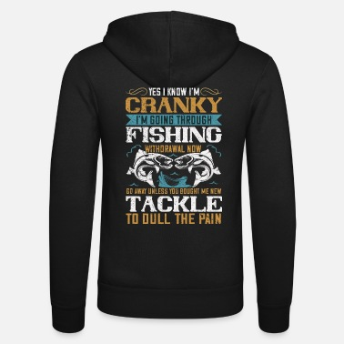 Fishing it's a Way Of Life Angling Fisherman Birthday Present Gift Unisex Hoodie