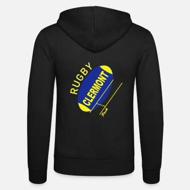Clermont Rugby Rugby Clermont - Unisex Zip Hoodie