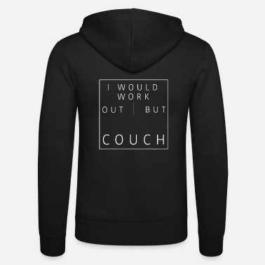 Collections COUCH Collection - Unisex hættejakke