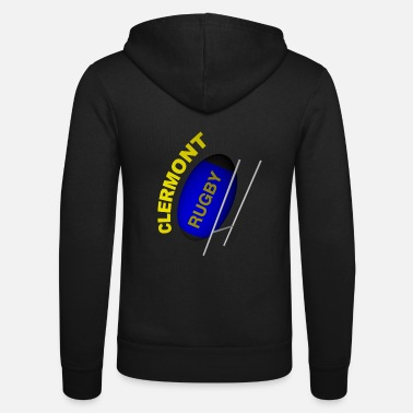 Clermont Rugby CLERMONT Rugby - Unisex Zip Hoodie