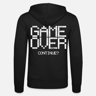 Game Game over - Veste à capuche unisexe