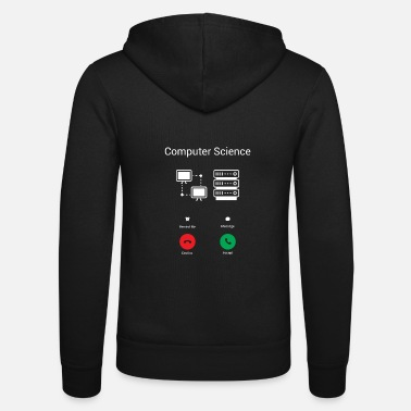 Pc The PC calls - Unisex Zip Hoodie