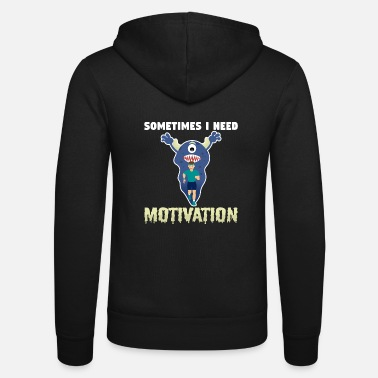 Motivation motivation - Unisex hættejakke
