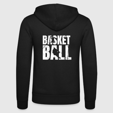 Basket basket-ball - Veste à capuche unisexe Bella + Canvas