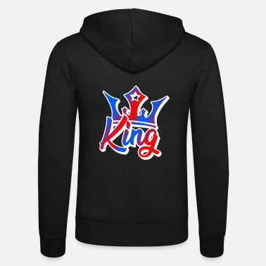 King King King King and Queen - Unisex Zip Hoodie