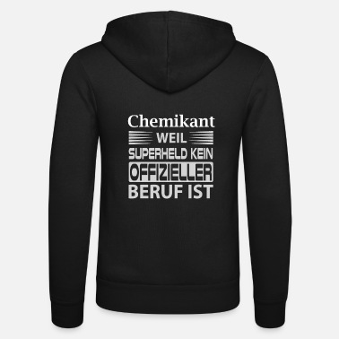 Lab Rat Chemist chemist lab rat - Unisex Zip Hoodie