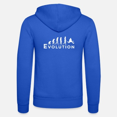 Evolution Musician Evolution - Zip hoodie unisex