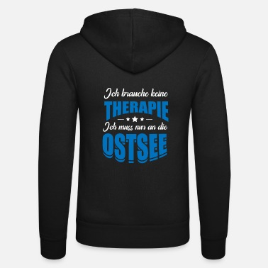 Baltic Sea Baltic Sea - Unisex Zip Hoodie