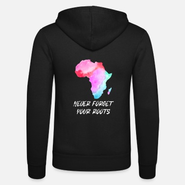 South Africa South Africa - Unisex Zip Hoodie
