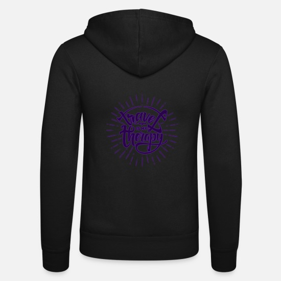 Birthday Hoodies & Sweatshirts - hobby - Unisex Zip Hoodie black