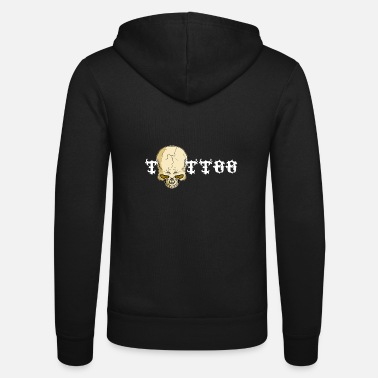 Machine Tattoo artist gift tattoo sting appointment - Unisex Zip Hoodie