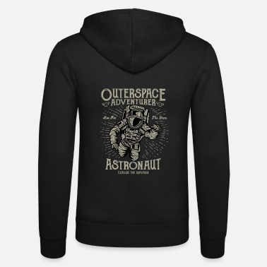 Outerspace Outerspace Adventurer - Unisex Zip Hoodie