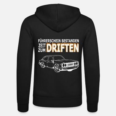 Drivers License driver's license - Unisex Zip Hoodie