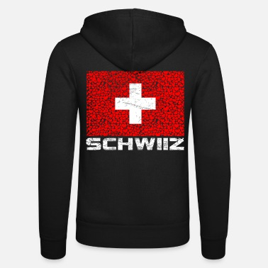 Swiss German Switzerland Swiss German - Unisex Zip Hoodie