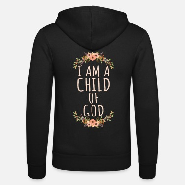 Bible God Jesus Bible Church Christian Gift - Unisex Zip Hoodie
