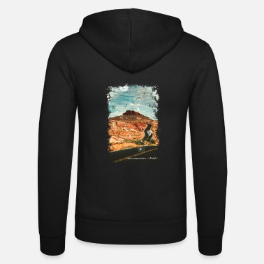 Outback Outback - Unisex Zip Hoodie