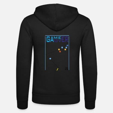 Game Over game over - Zip hoodie unisex