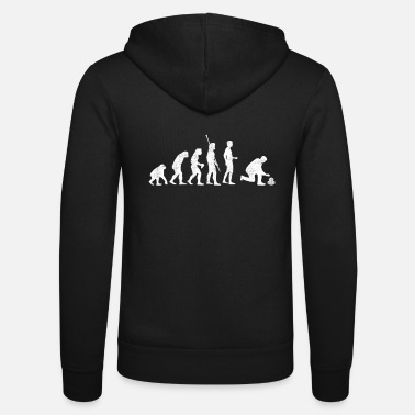 Hunting Funny evolution stones collectible gifts shirt - Unisex Zip Hoodie